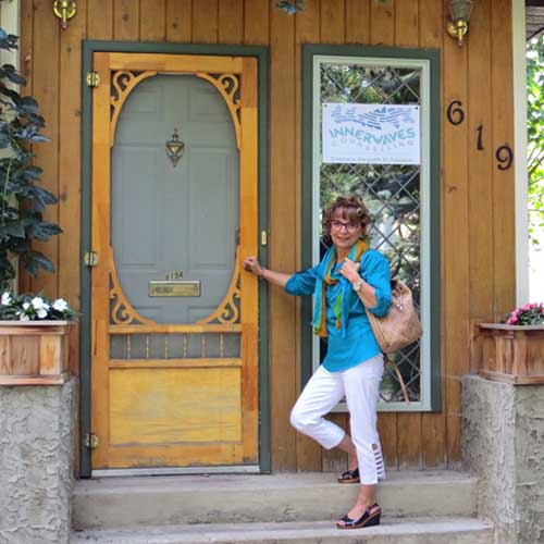 Innerwaves Counselling Front Door